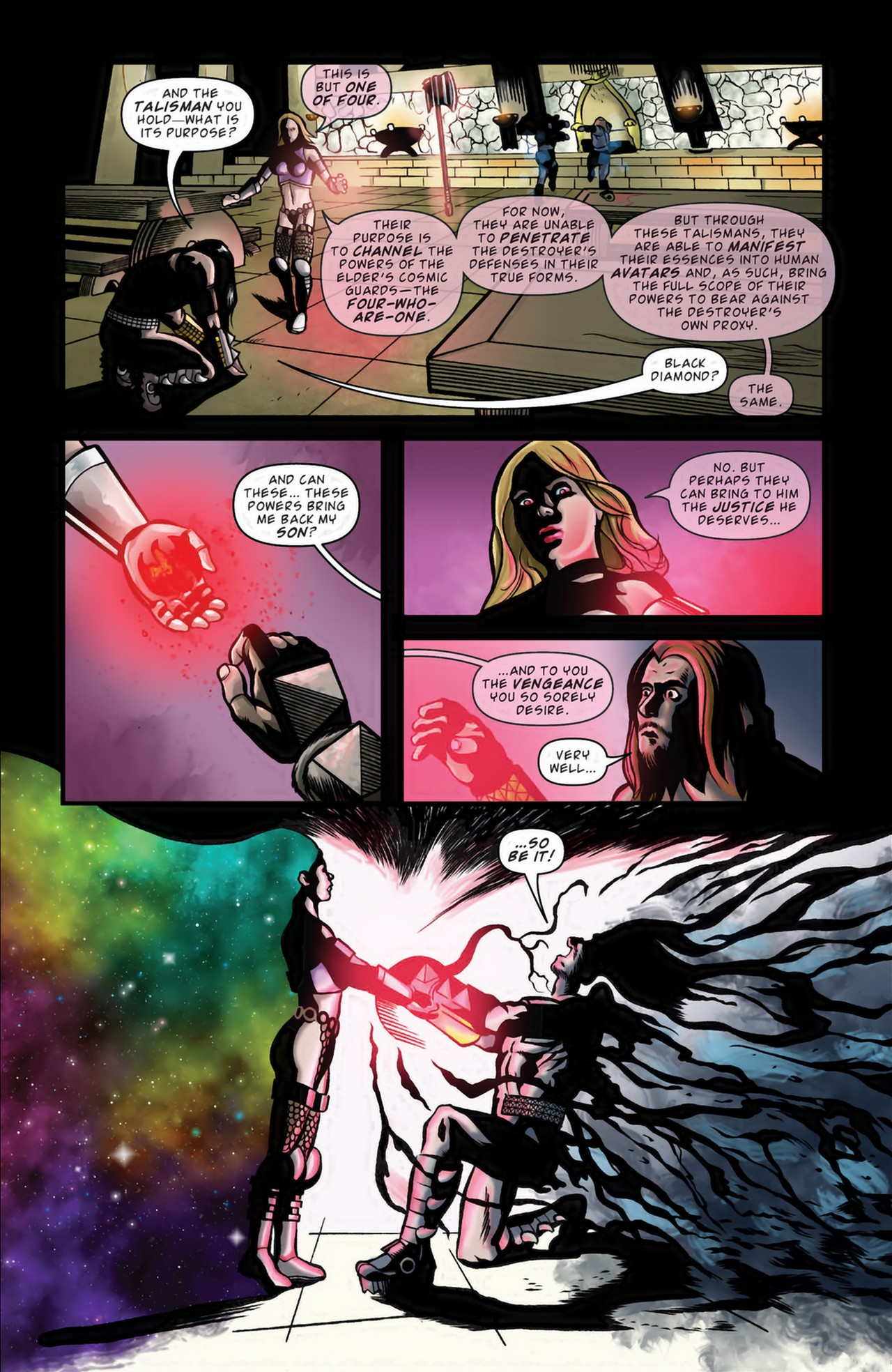 Read online KISS (2012) comic -  Issue #3 - 17