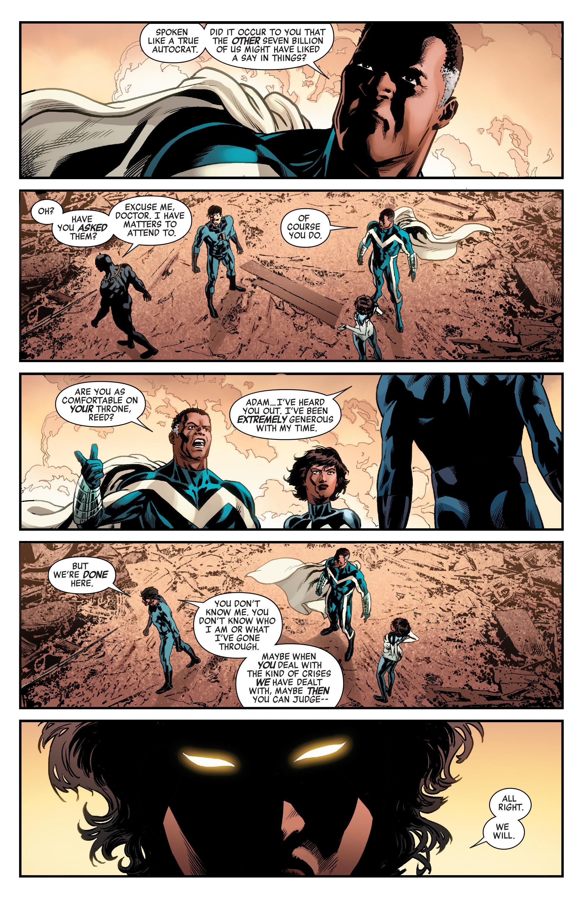 Read online Secret Wars: Last Days of the Marvel Universe comic -  Issue # TPB (Part 1) - 24