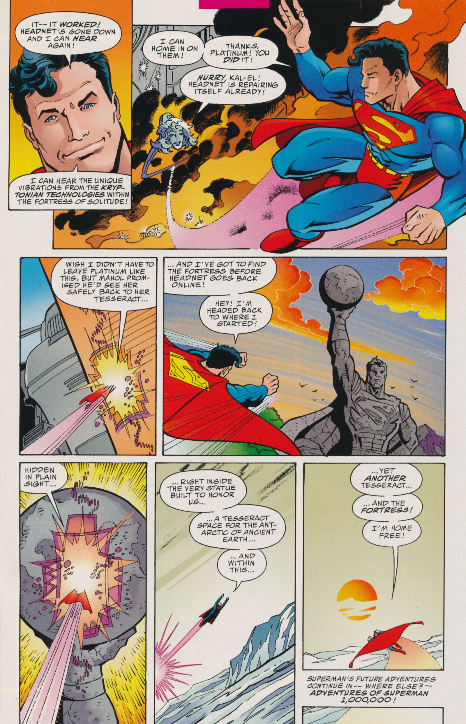 Read online Action Comics (1938) comic -  Issue #1,000,000 - 32