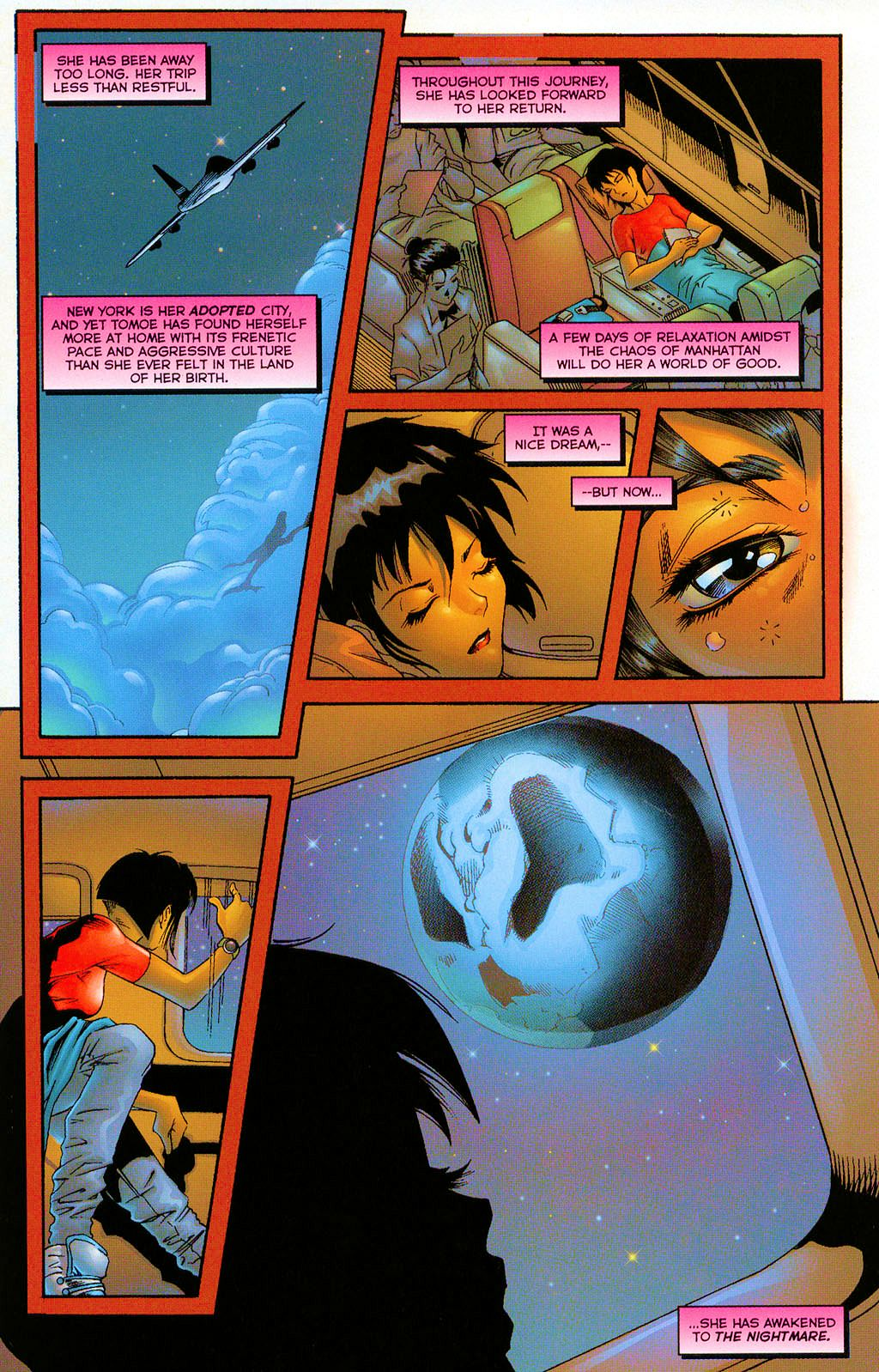Read online Shi: The Series comic -  Issue #12 - 17