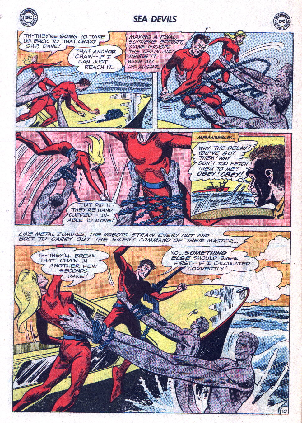Sea Devils issue 19 - Page 14