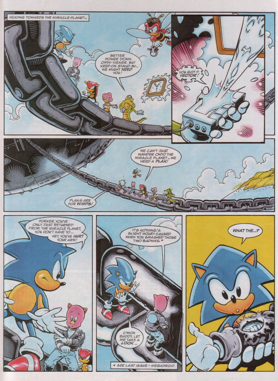 Read online Sonic the Comic comic -  Issue #68 - 4