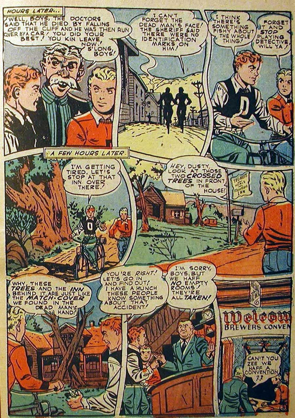 Hangman Comics issue 5 - Page 59