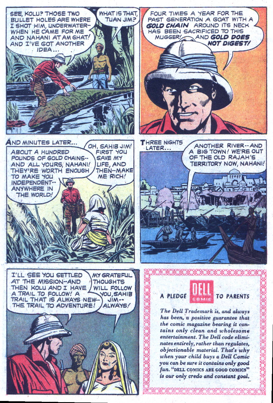 Four Color Comics issue 1020 - Page 34