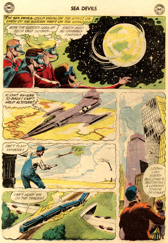 Read online Sea Devils comic -  Issue #5 - 13