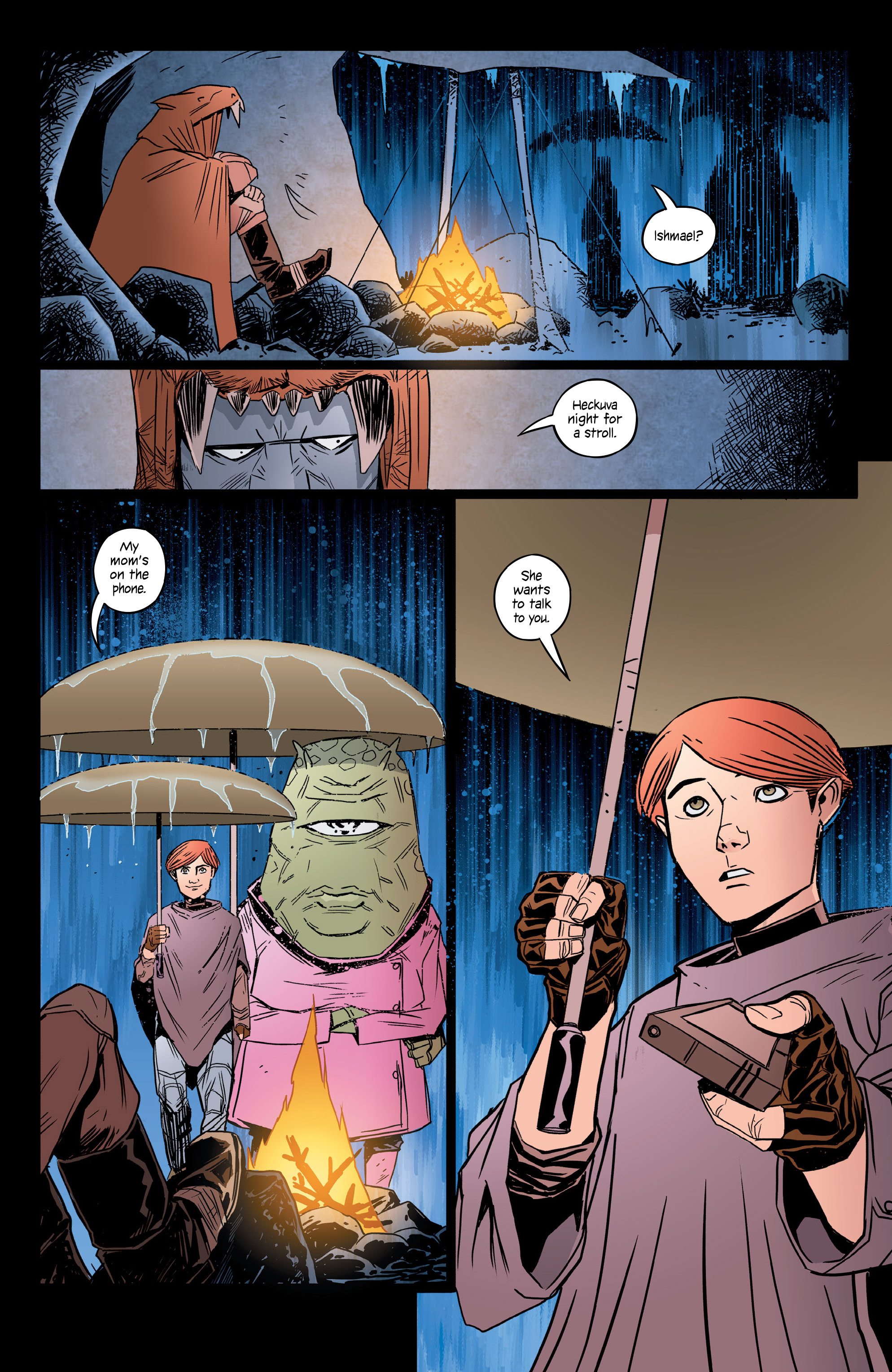 Read online Copperhead comic -  Issue #14 - 7