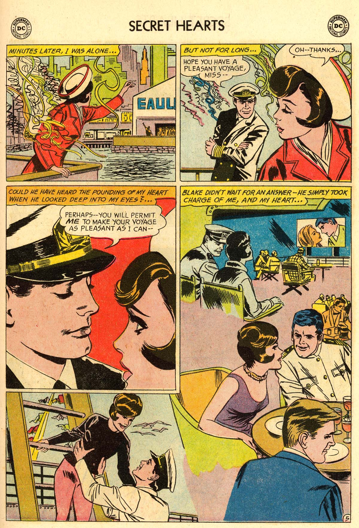 Read online Secret Hearts comic -  Issue #106 - 23