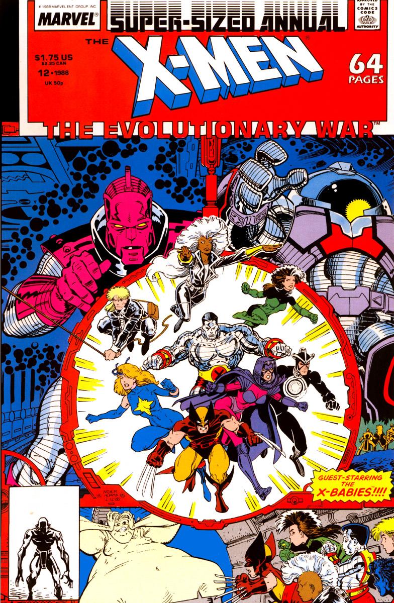 Uncanny X-Men (1963) _Annual_12 Page 1