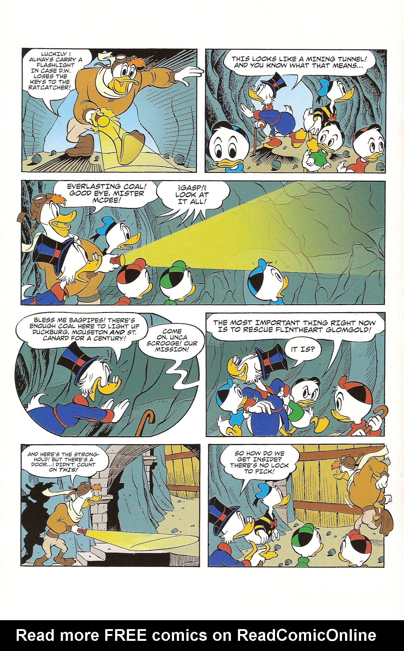 Read online Uncle Scrooge (1953) comic -  Issue #392 - 15