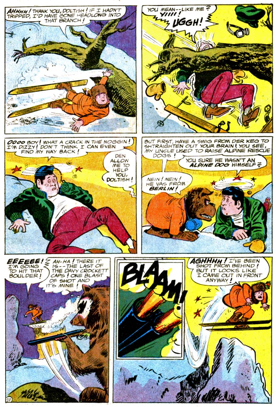 The Adventures of Bob Hope issue 97 - Page 27