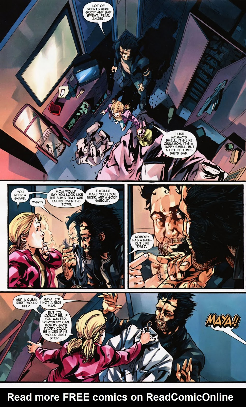 Read online Wolverine (2003) comic -  Issue #900 - 63