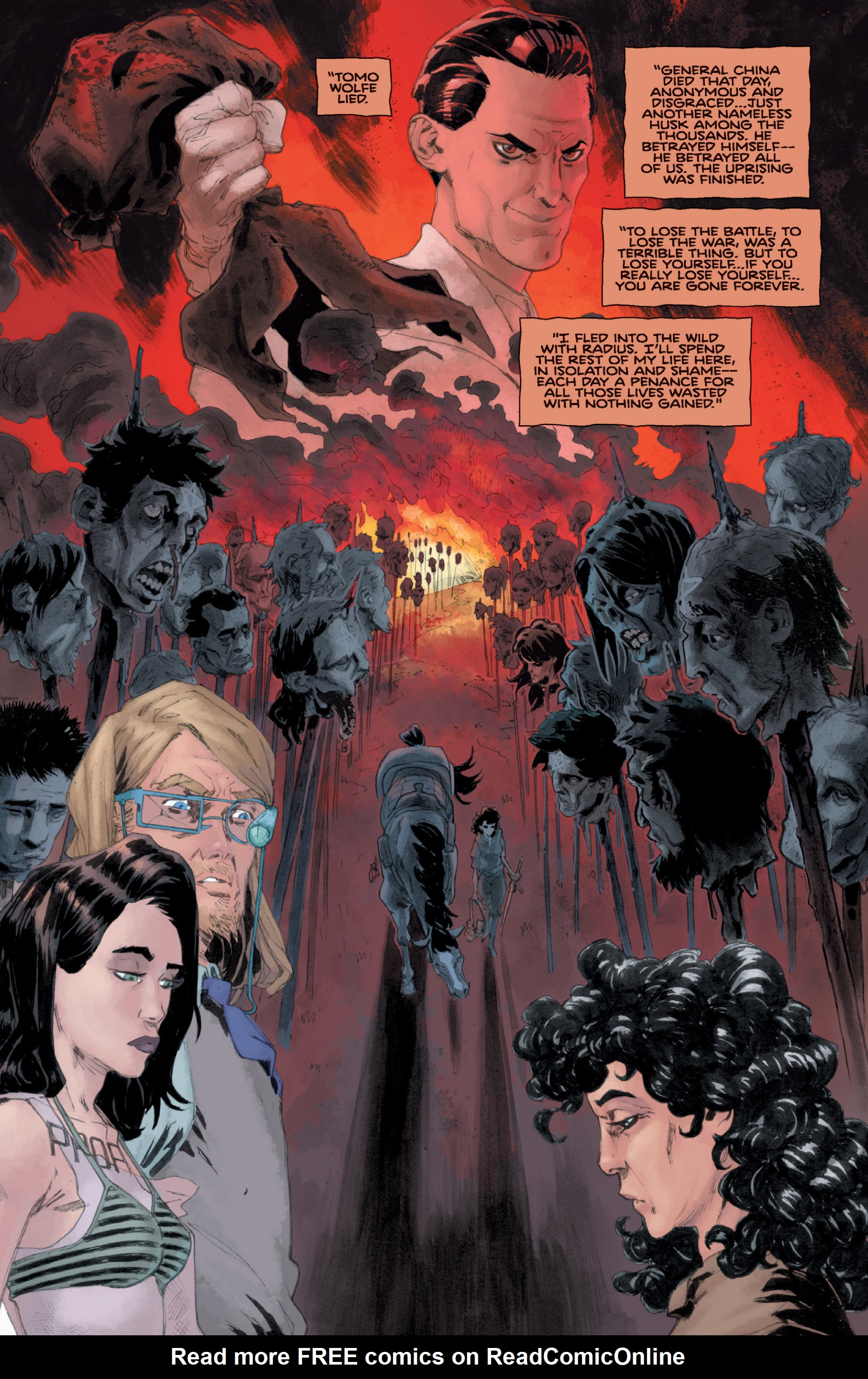 Read online Orchid comic -  Issue # TPB 1 - 79