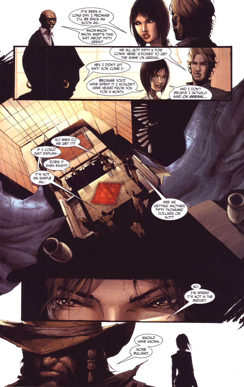 7 Brothers issue 1 - Page 21