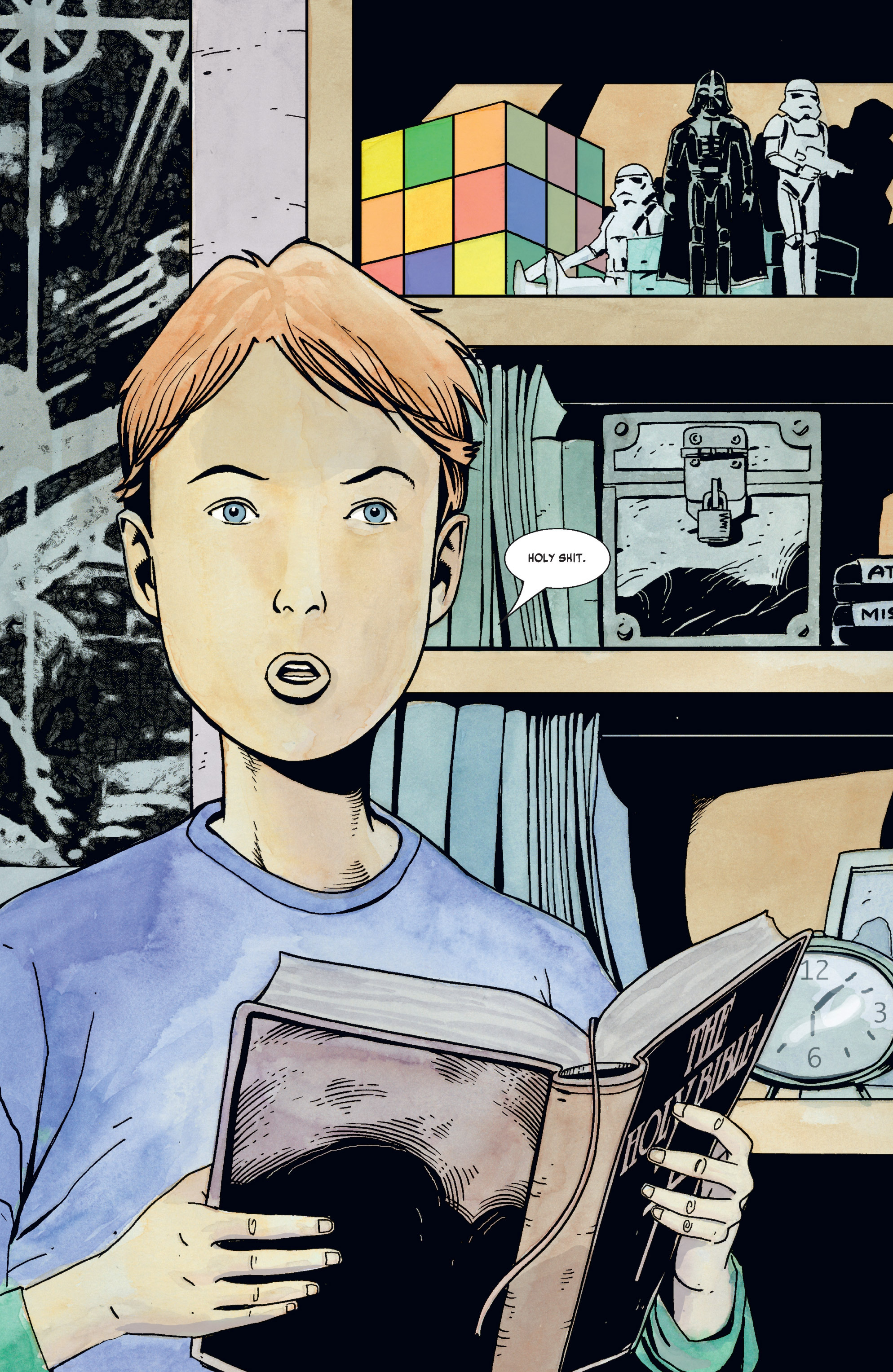 Read online American Jesus comic -  Issue # TPB - 28