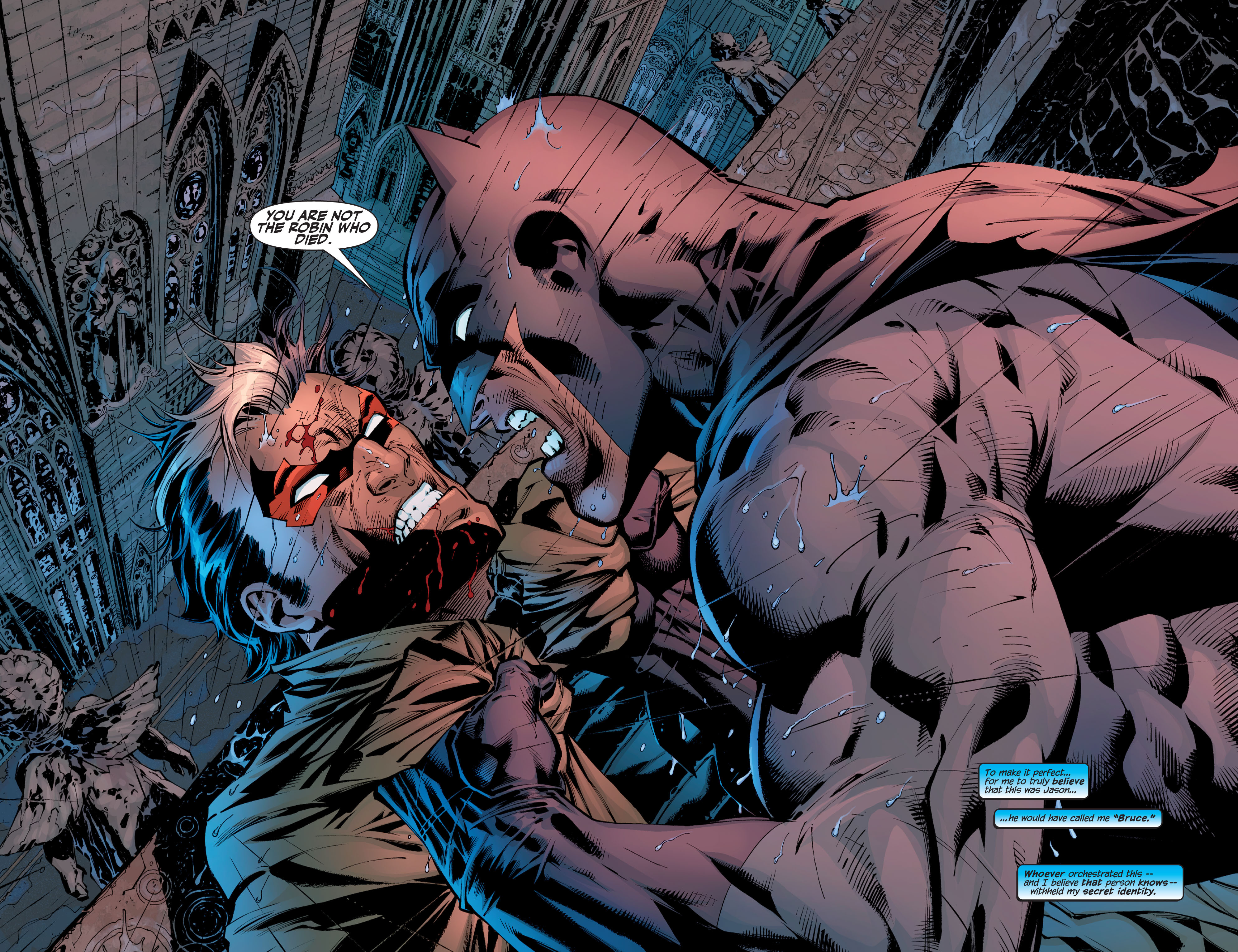 Read online Batman: Under The Red Hood comic -  Issue # Full - 373