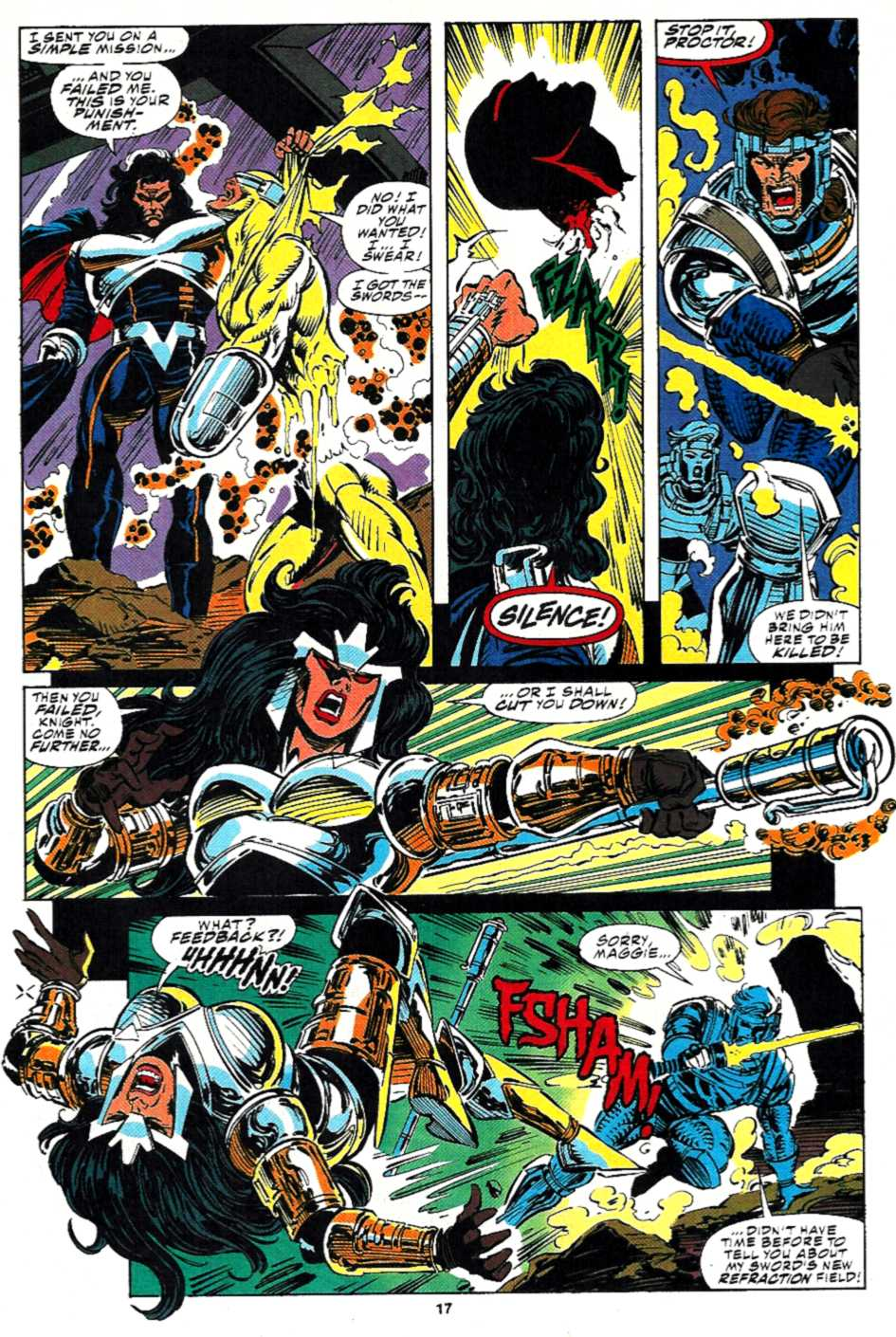 The Avengers (1963) 363 Page 16