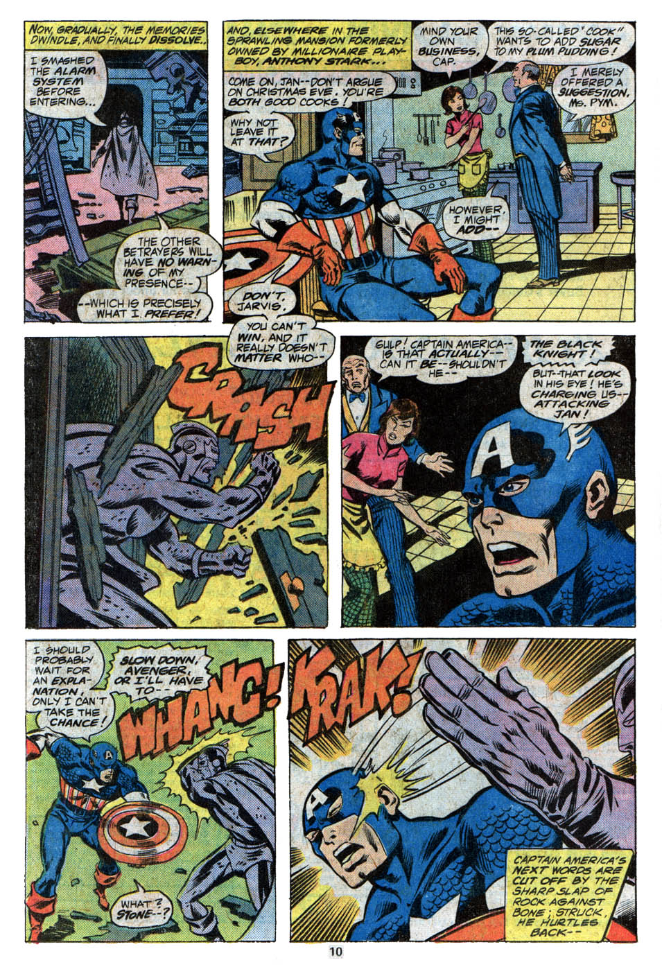 The Avengers (1963) 157 Page 6