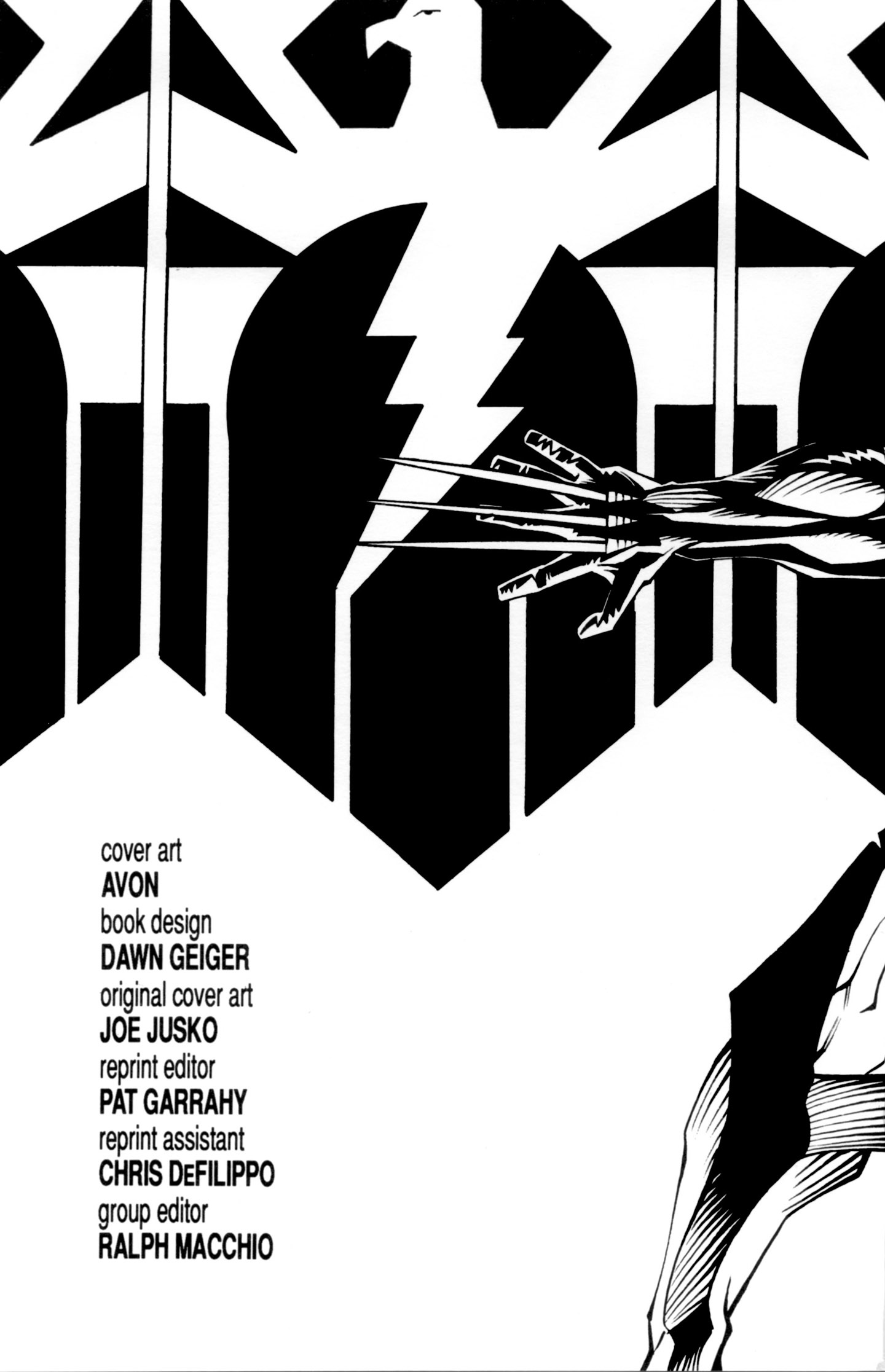 Wolverine: Bloody Choices Full Page 2