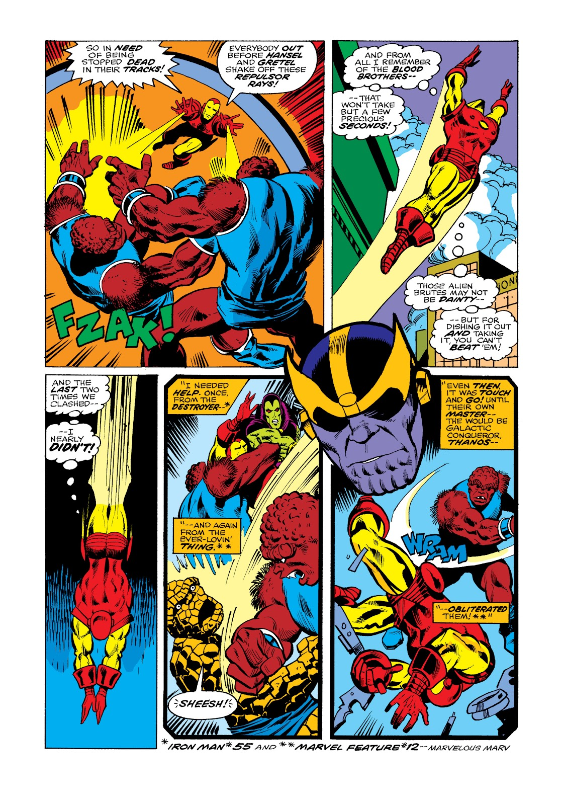 Read online Marvel Masterworks: The Invincible Iron Man comic -  Issue # TPB 11 (Part 2) - 68