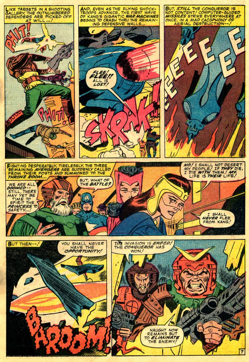 The Avengers (1963) 24 Page 7