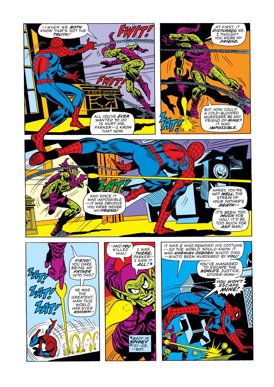 The Amazing Spider-Man (1963) 137 Page 10