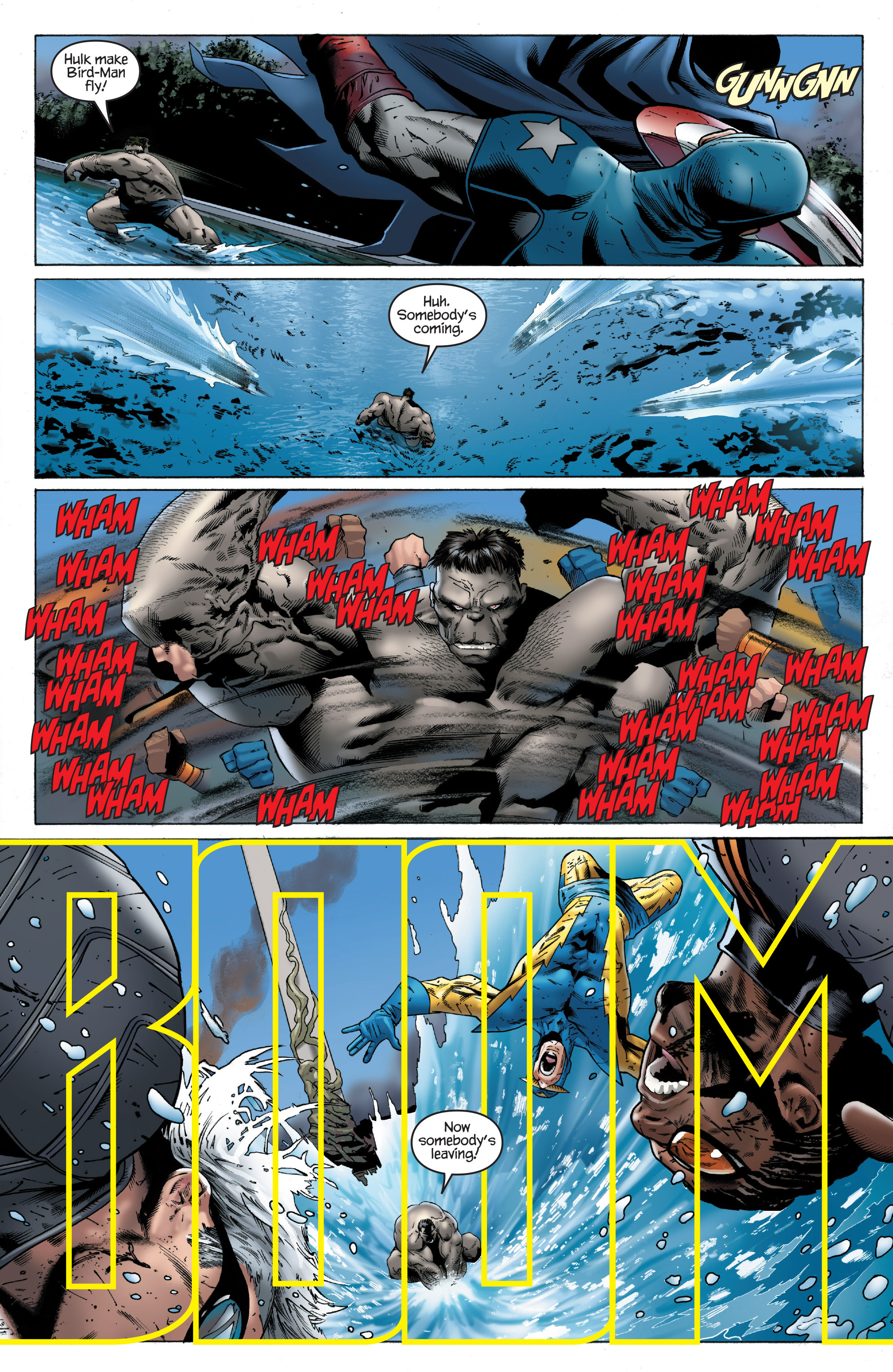 Read online Ultimate Power comic -  Issue #9 - 4