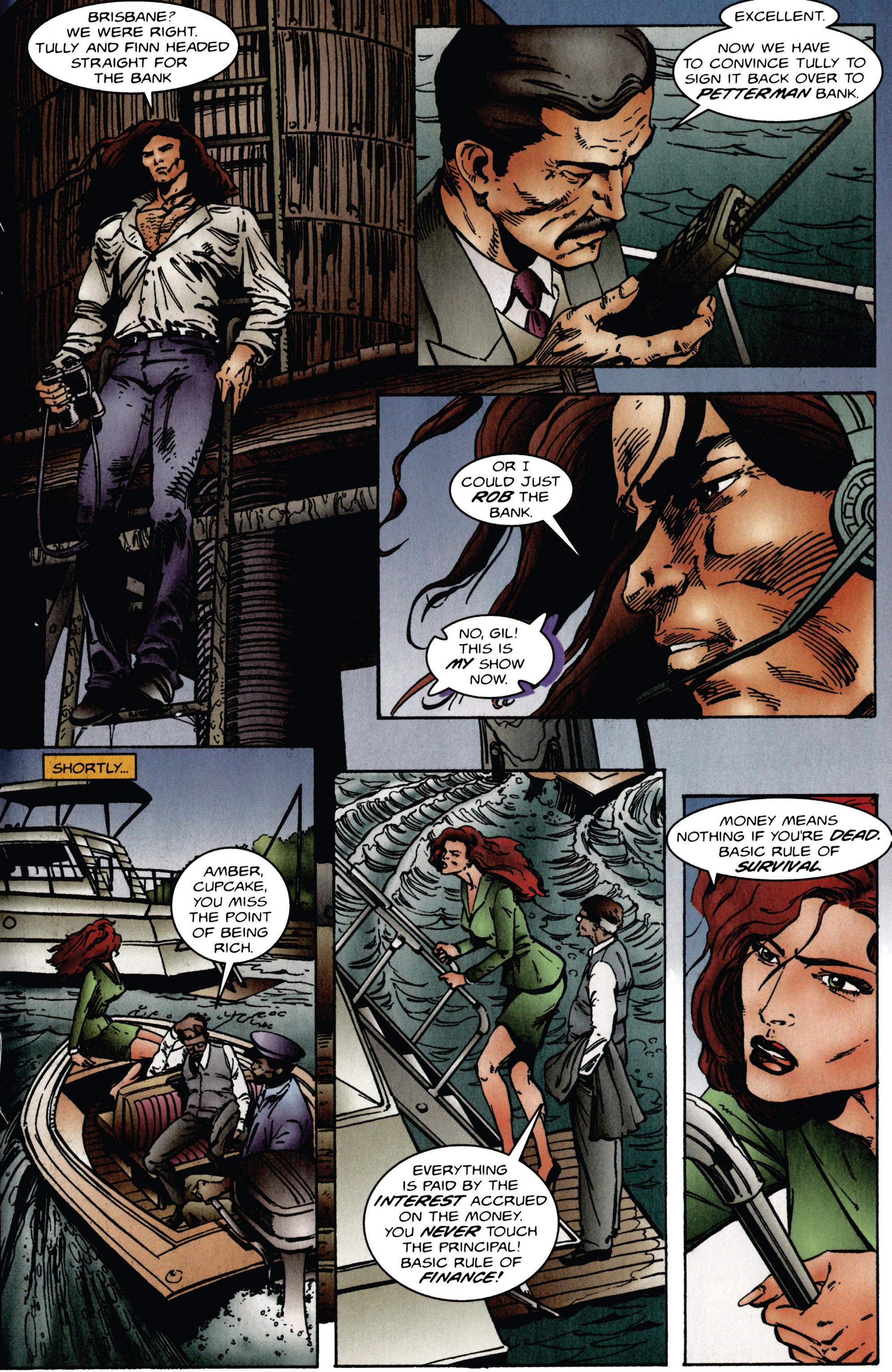 Read online Eternal Warrior (1992) comic -  Issue #46 - 14