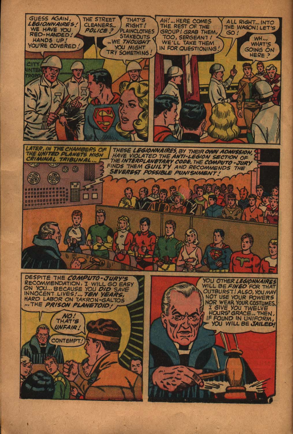 Read online Adventure Comics (1938) comic -  Issue #359 - 16