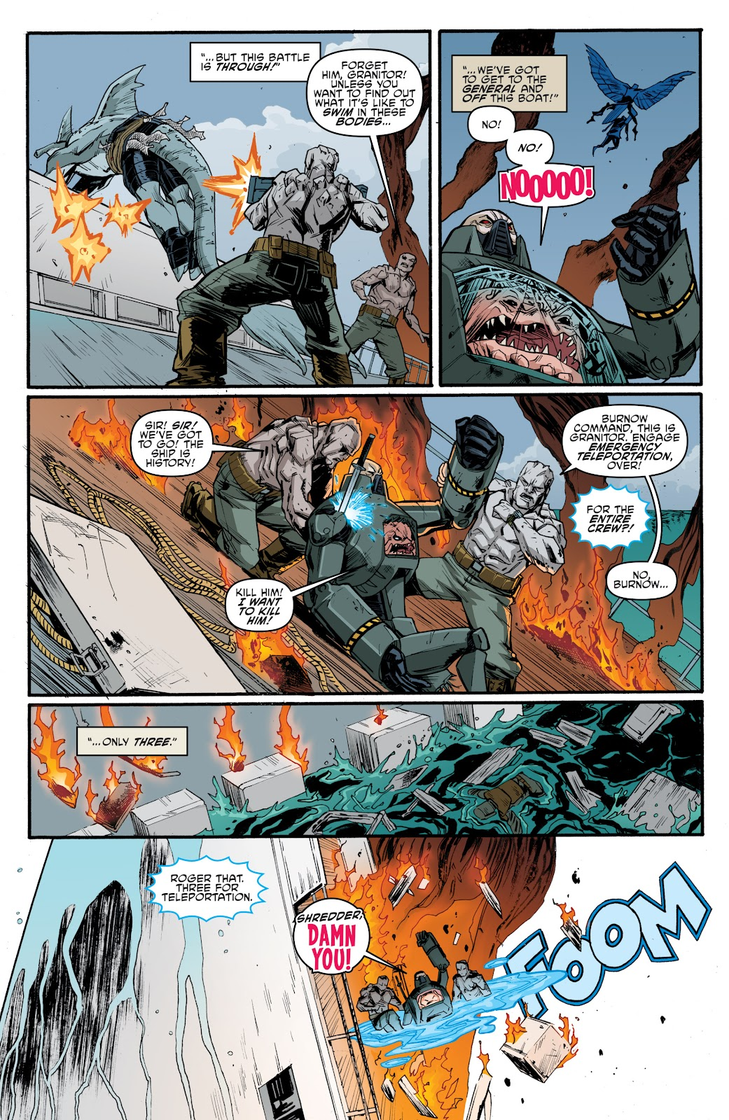 Read online Teenage Mutant Ninja Turtles: The IDW Collection comic -  Issue # TPB 4 (Part 3) - 118