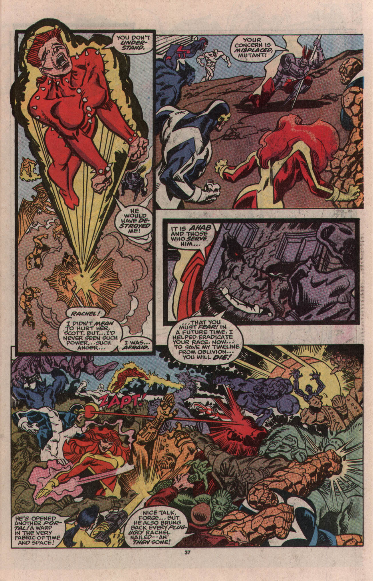 Read online X-Factor (1986) comic -  Issue # _ Annual 5 - 32
