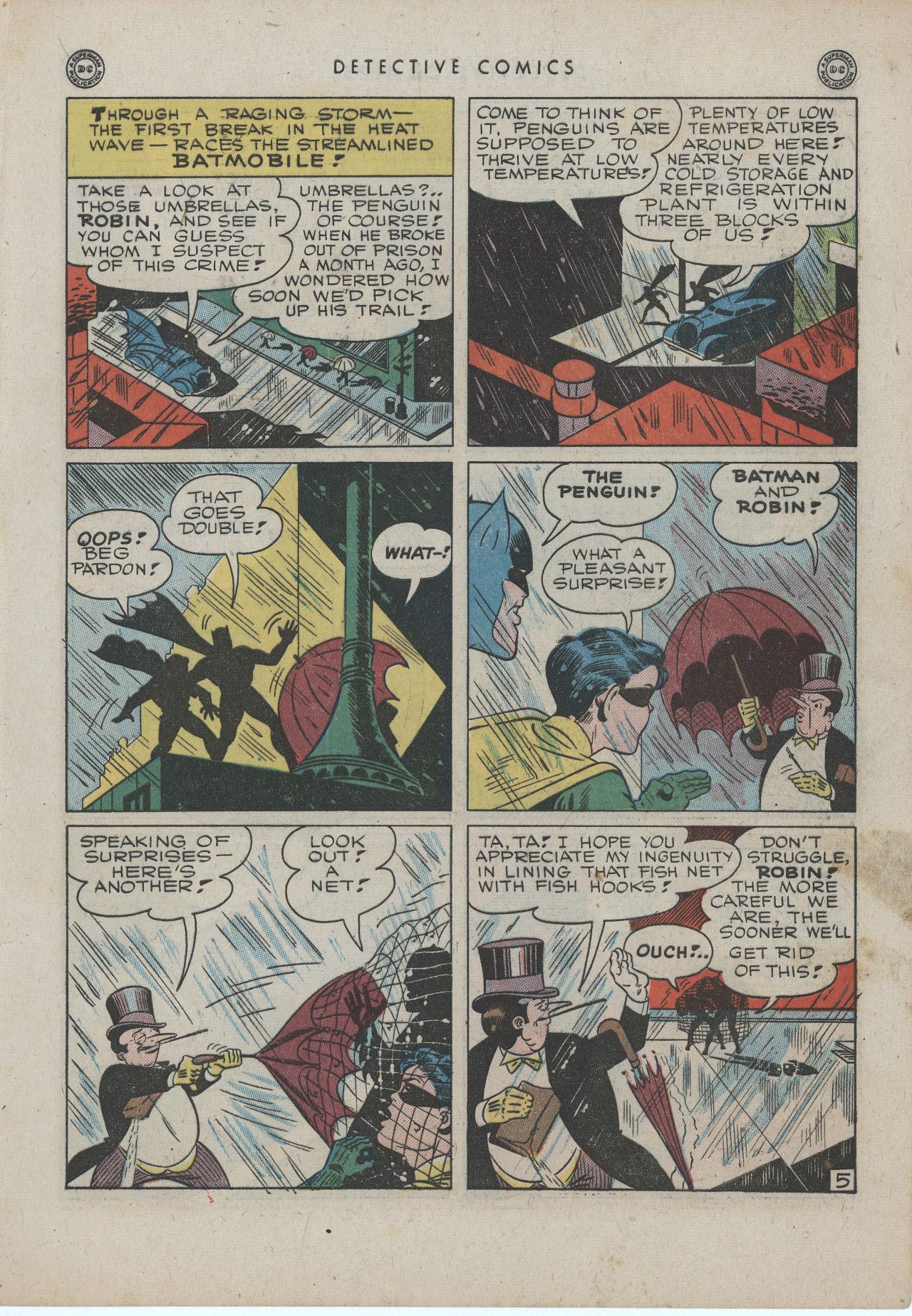 Read online Detective Comics (1937) comic -  Issue #99 - 8