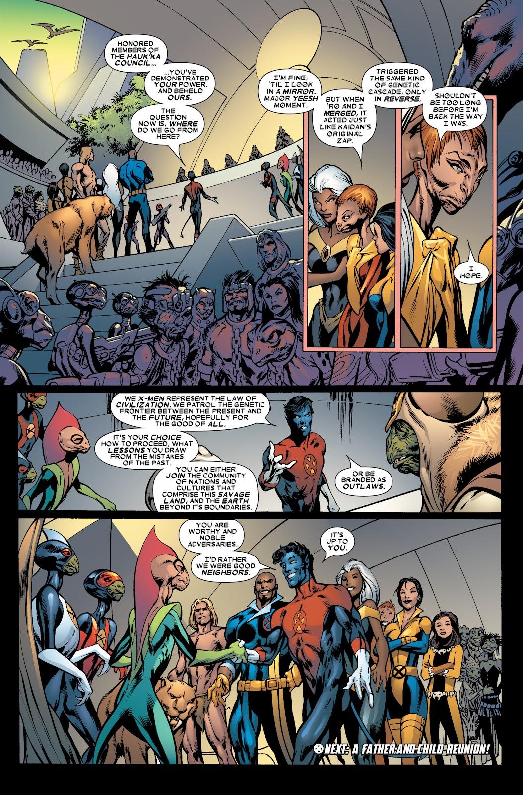 Uncanny X-Men (1963) issue 459 - Page 23