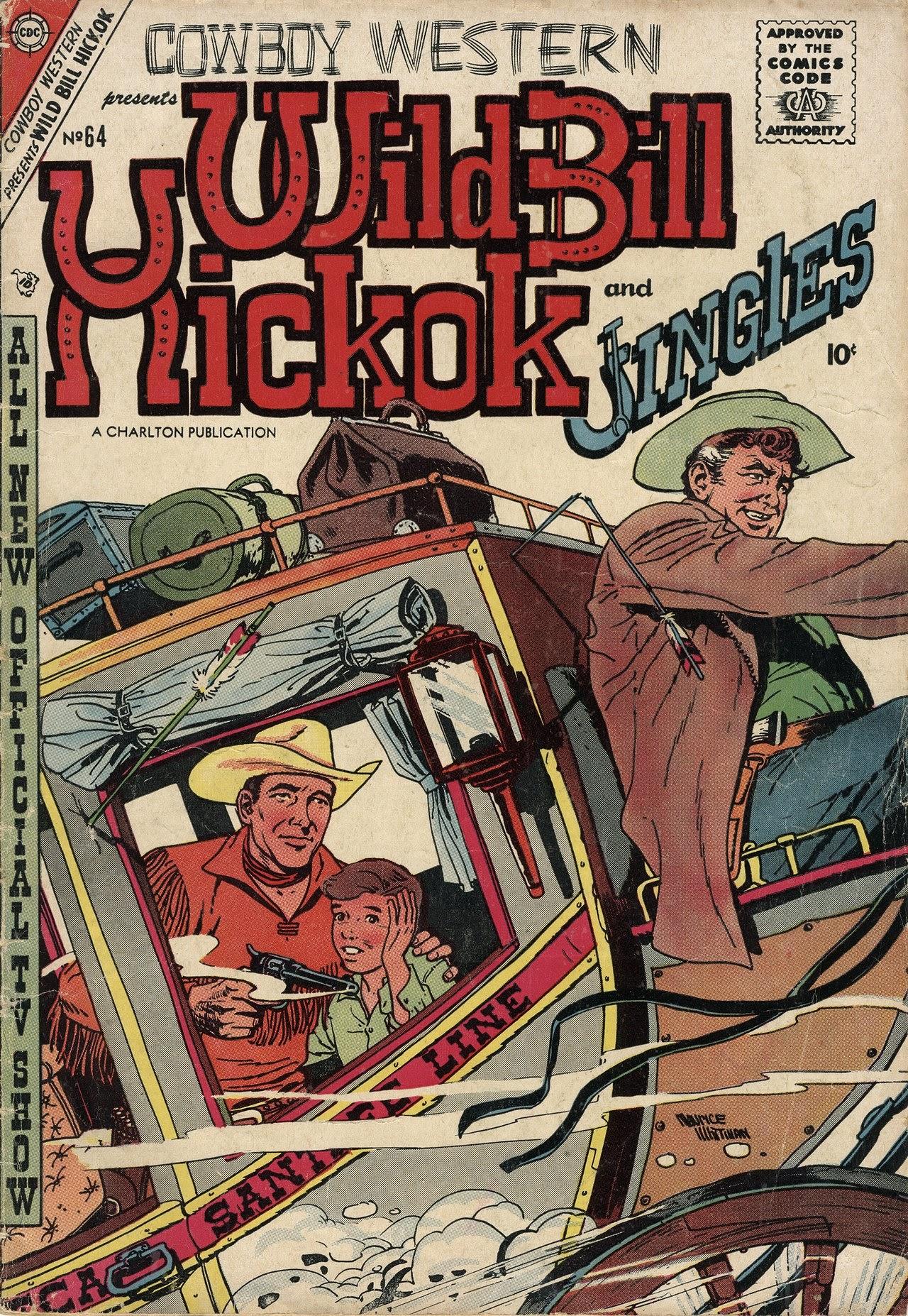 Cowboy Western 64 Page 1