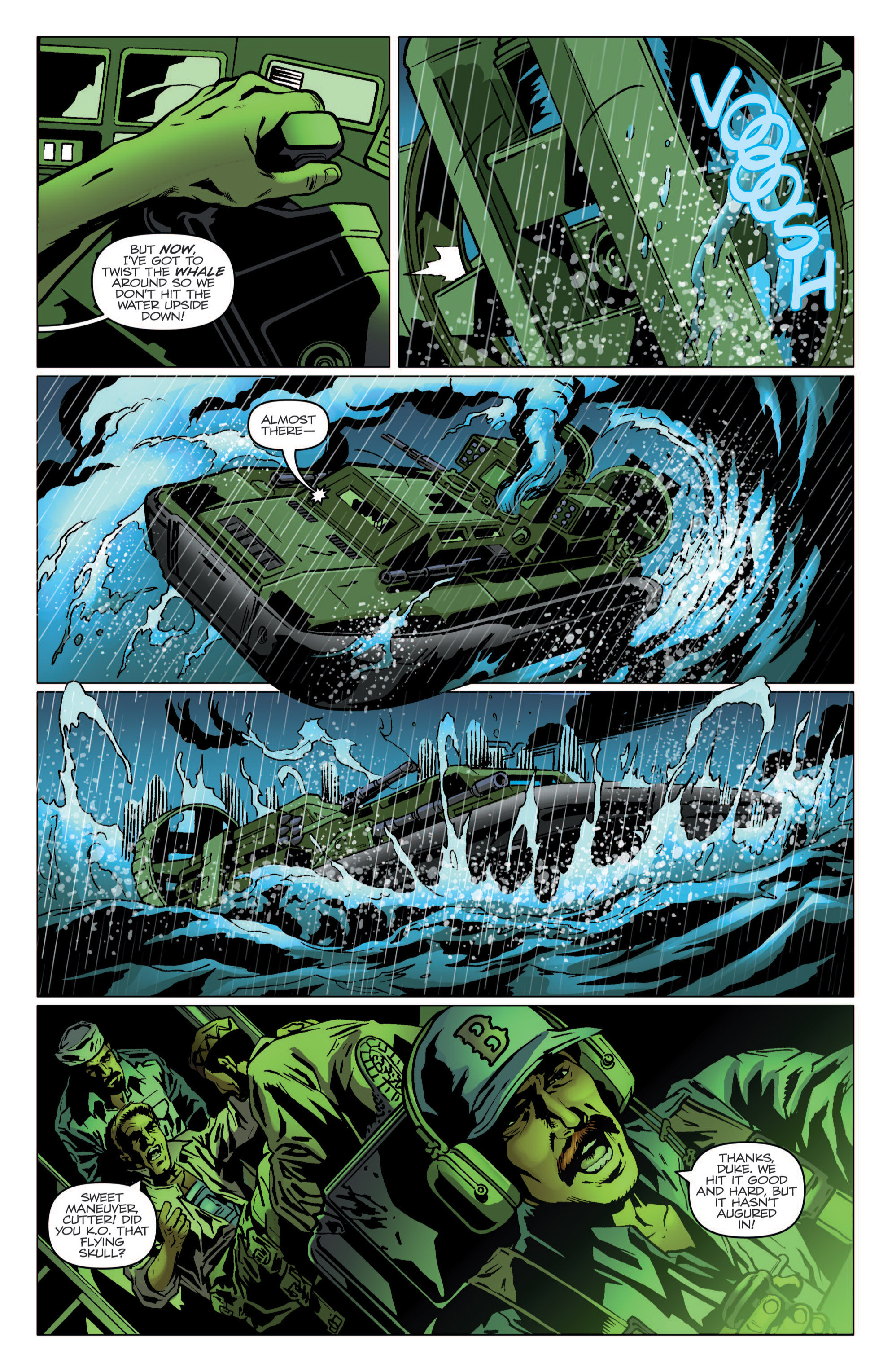 G.I. Joe: A Real American Hero 189 Page 13