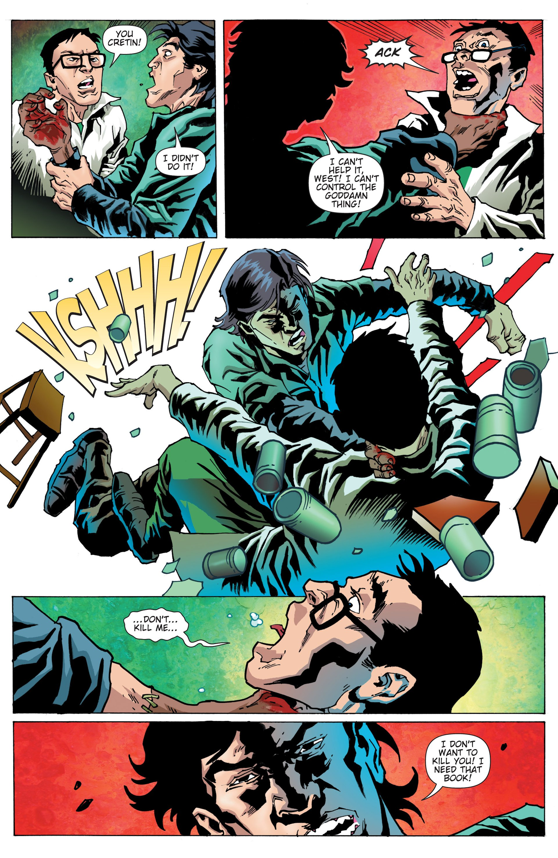 Read online Army of Darkness/Reanimator comic -  Issue #Army of Darkness/Reanimator Full - 22