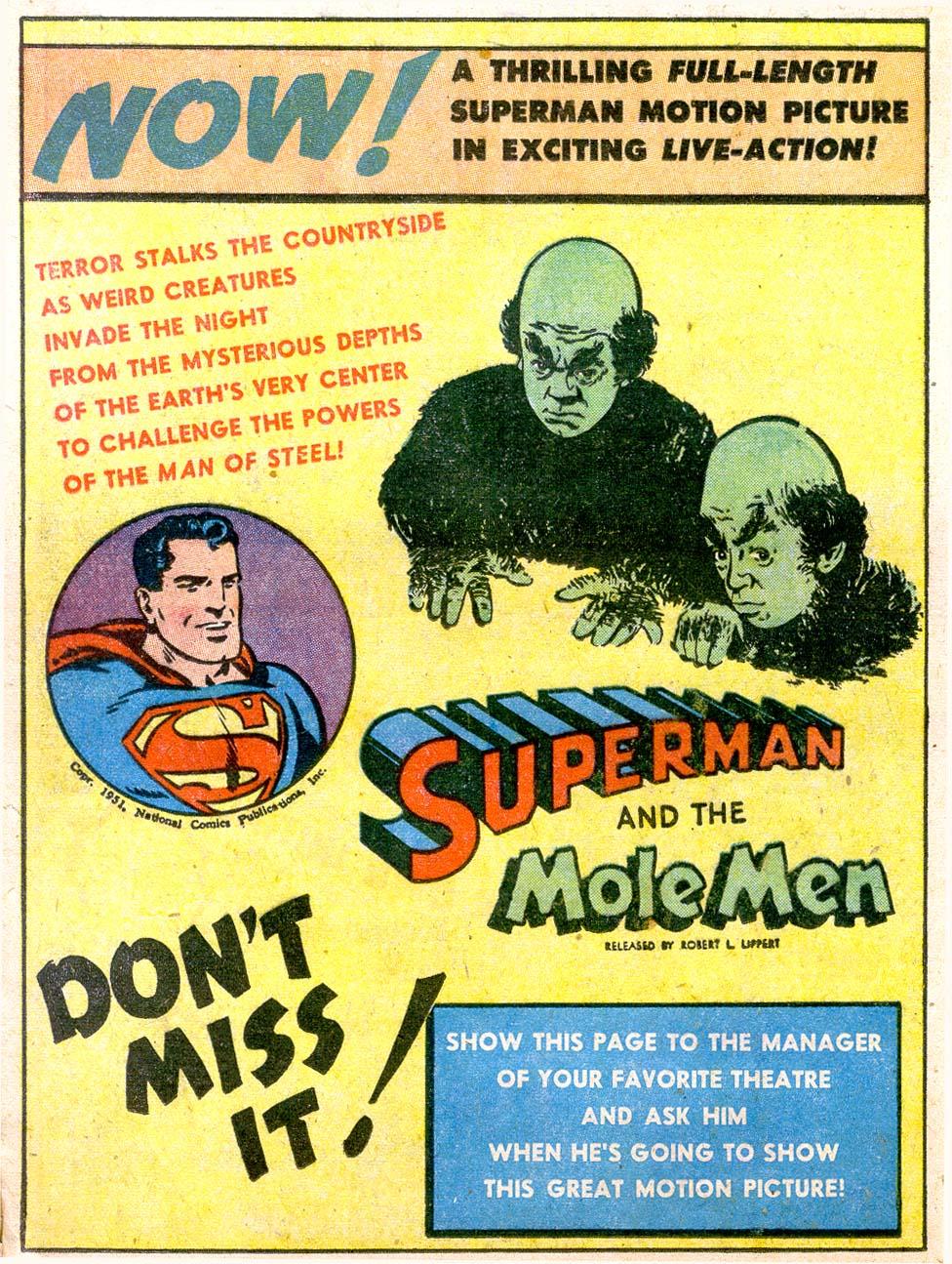 Read online Adventure Comics (1938) comic -  Issue #174 - 24
