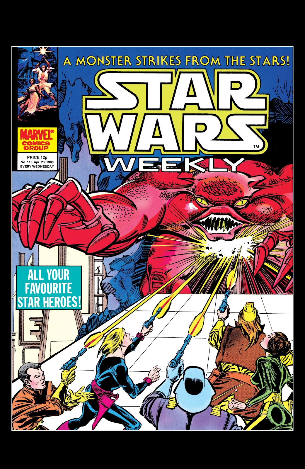 Read online Star Wars Legends: The Original Marvel Years - Epic Collection comic -  Issue # TPB 2 (Part 5) - 21
