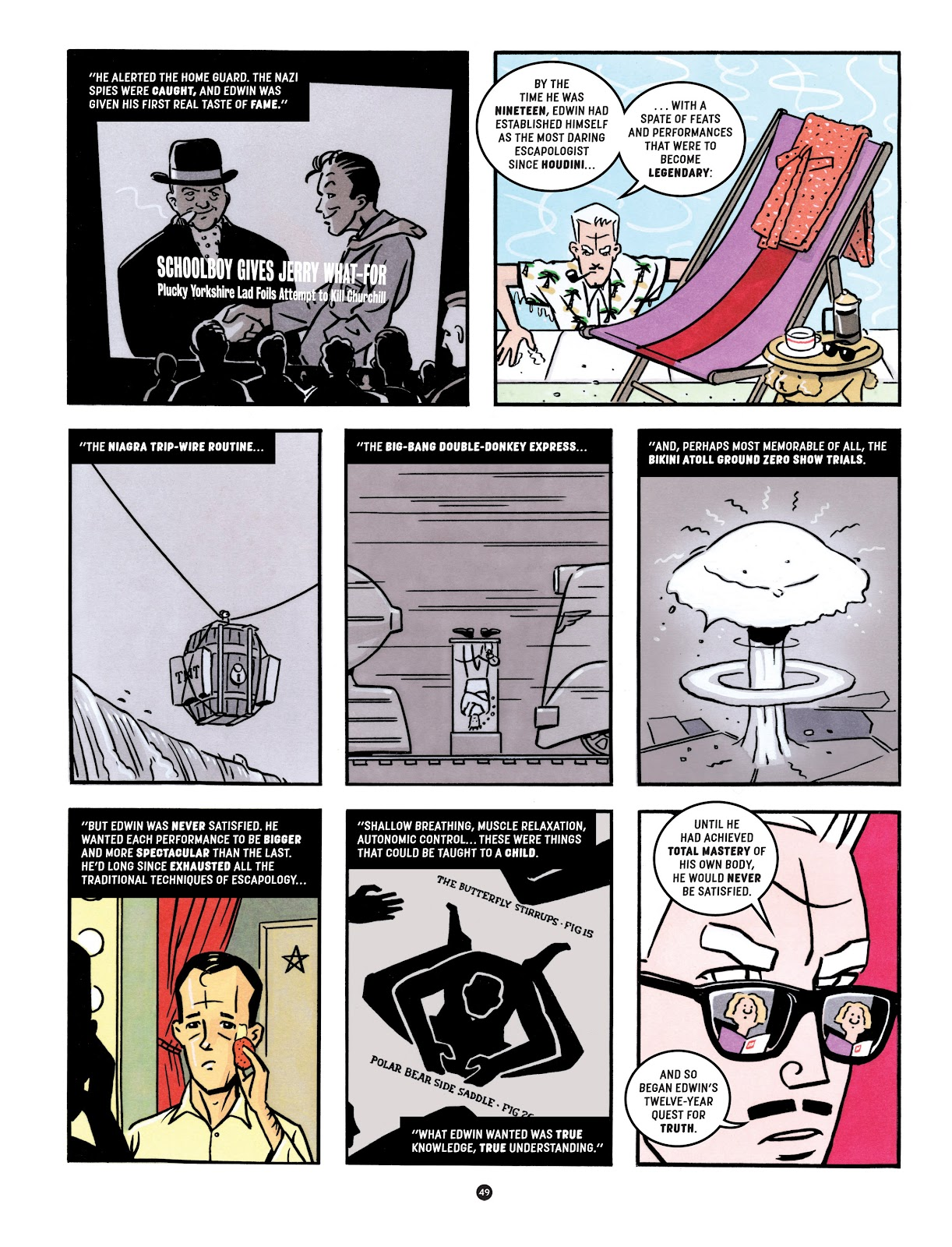 Read online Tales from Beyond Science comic -  Issue # TPB - 50