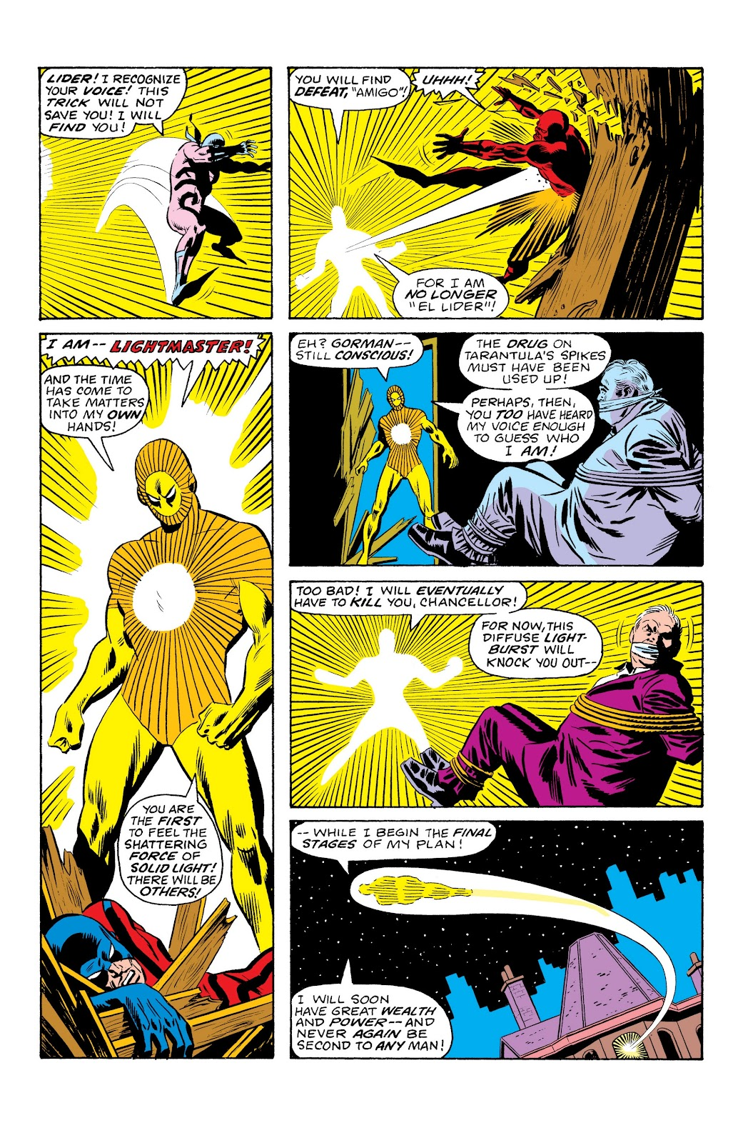 Read online Marvel Masterworks: The Spectacular Spider-Man comic -  Issue # TPB (Part 1) - 49