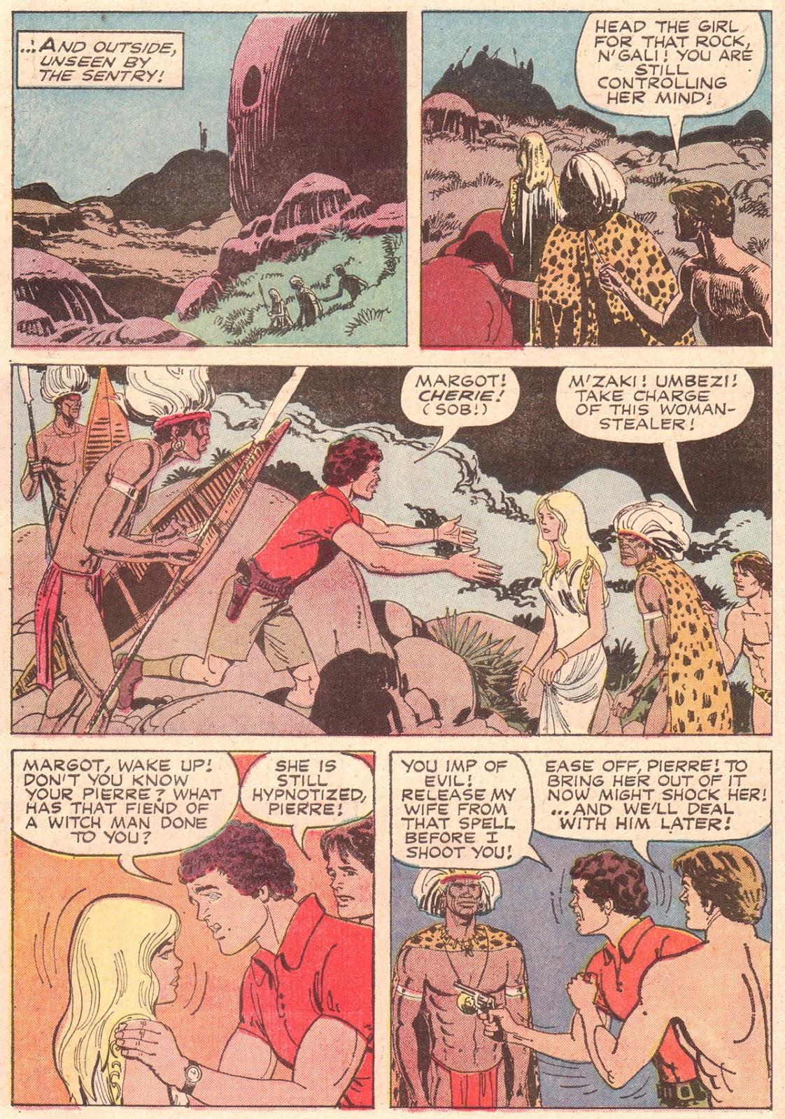 Korak, Son of Tarzan (1964) issue 38 - Page 9