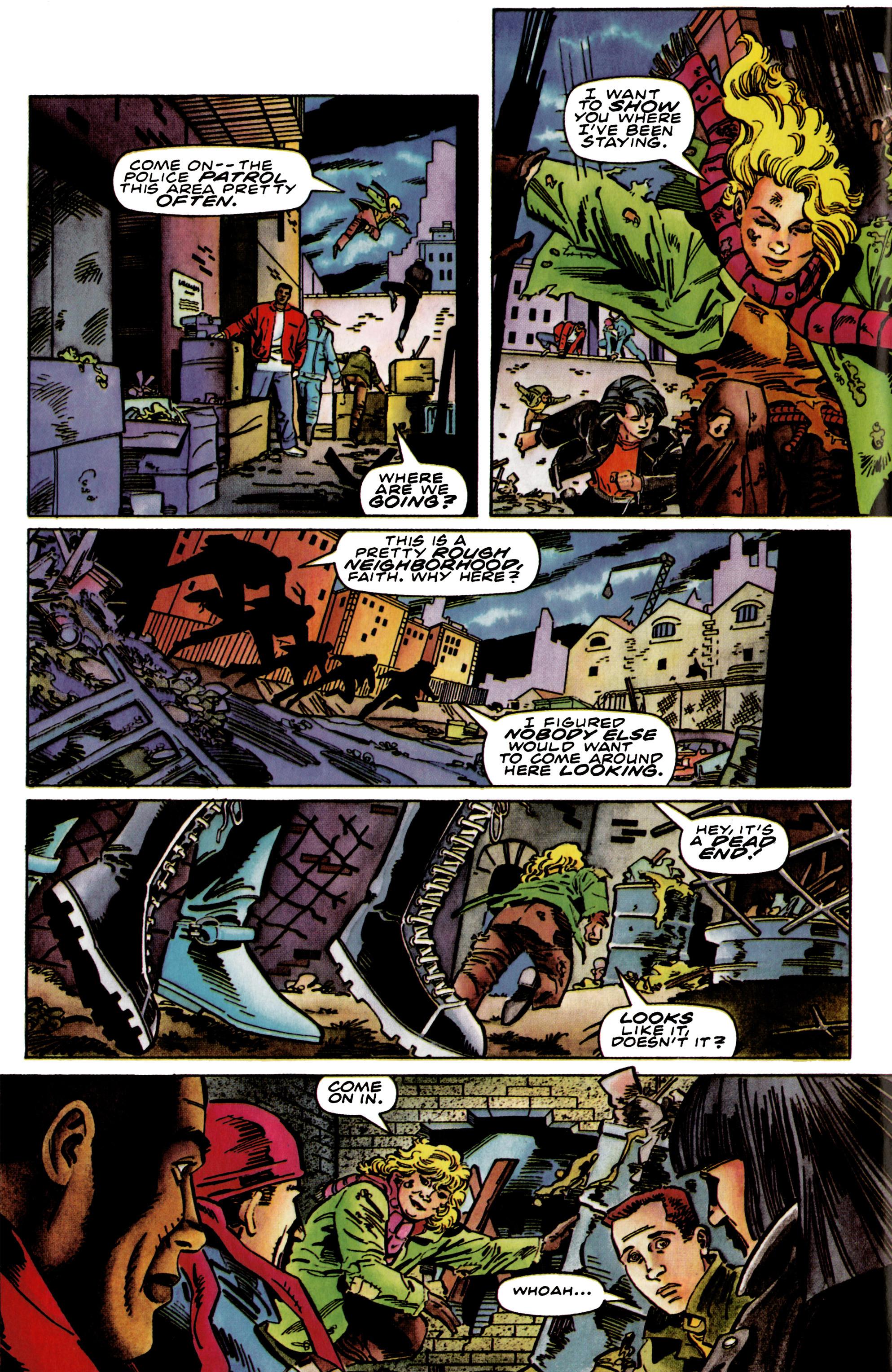 Read online Harbinger (1992) comic -  Issue #39 - 5