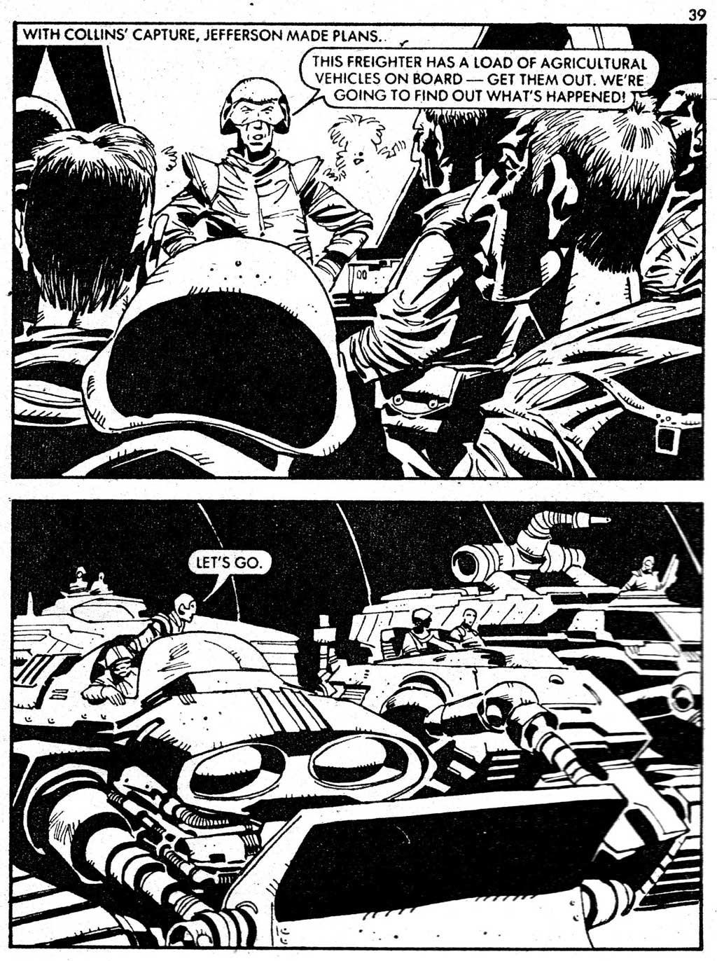 Starblazer issue 71 - Page 39