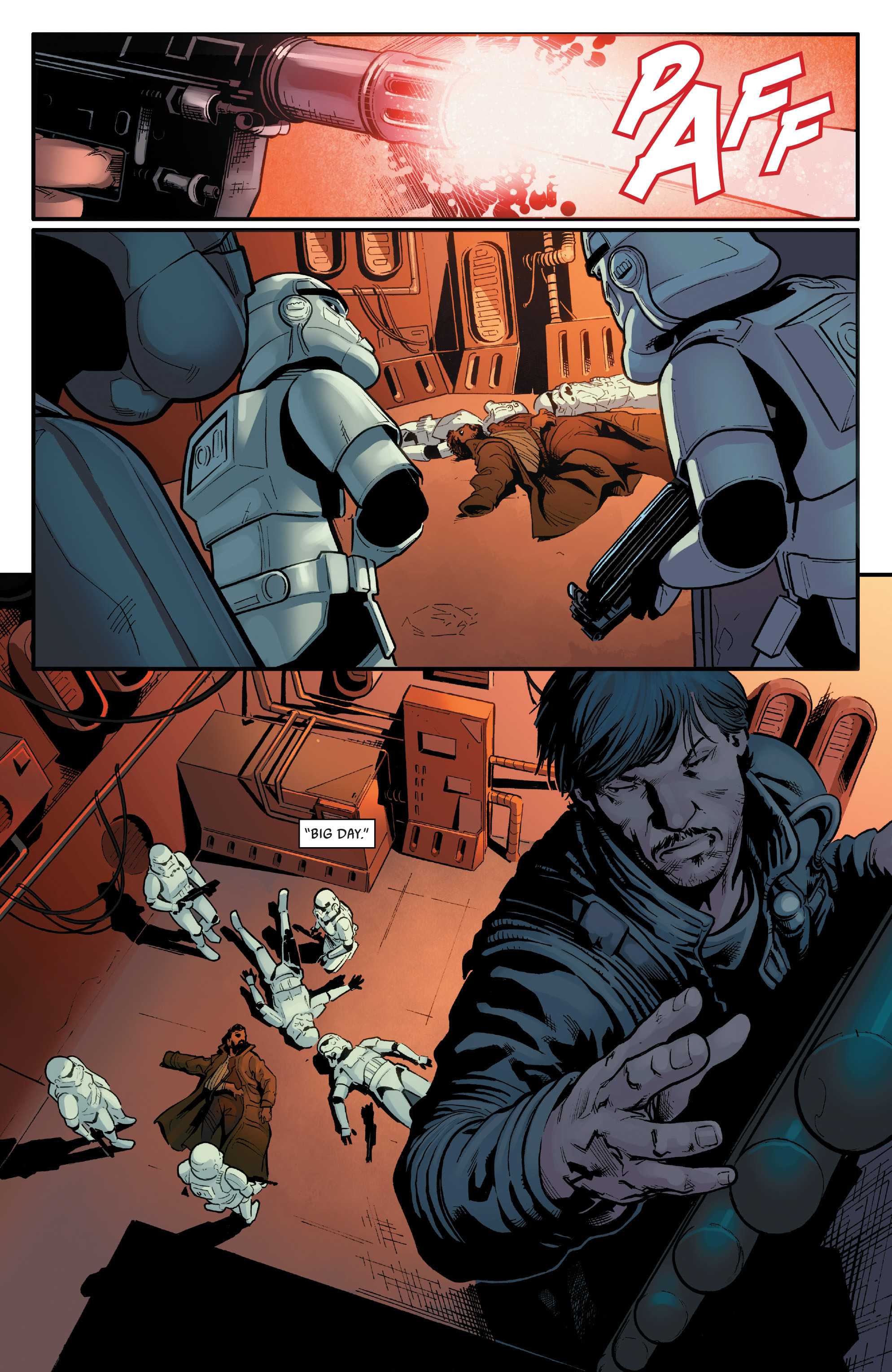 Read online Star Wars: Rogue One Adaptation comic -  Issue #1 - 15