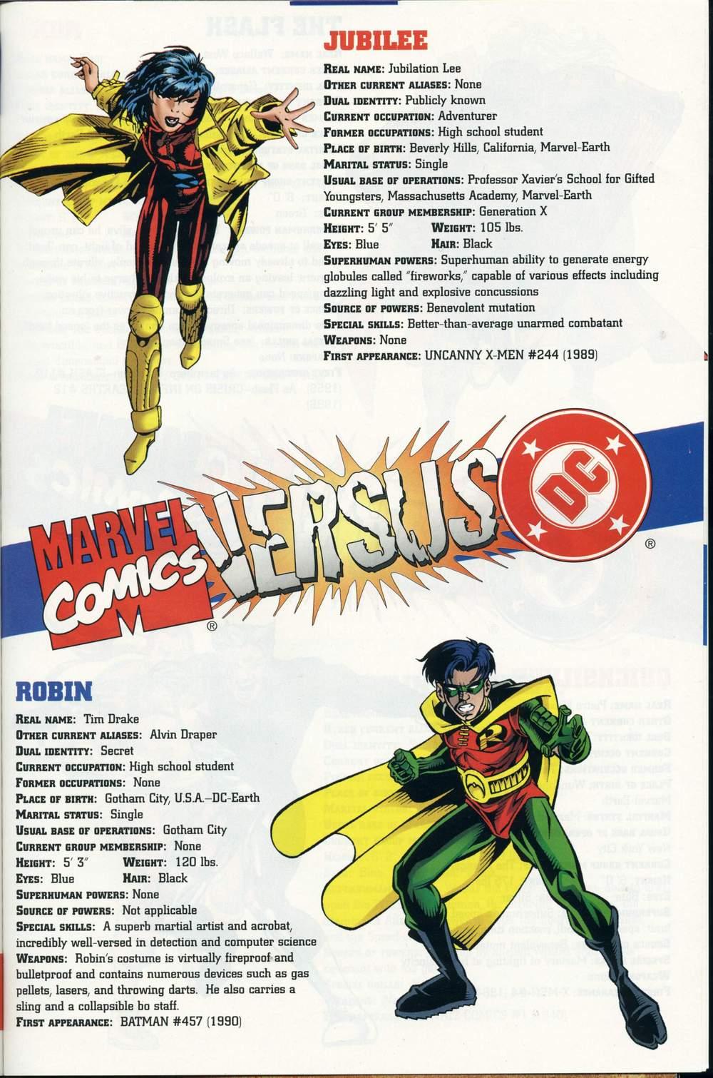 Read online DC Versus Marvel Comics comic -  Issue #2 - 36