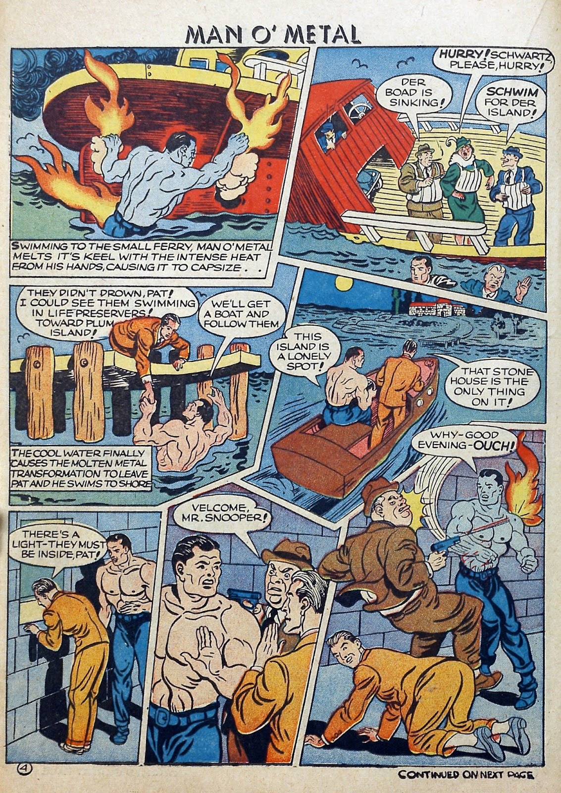 Reglar Fellers Heroic Comics issue 12 - Page 24