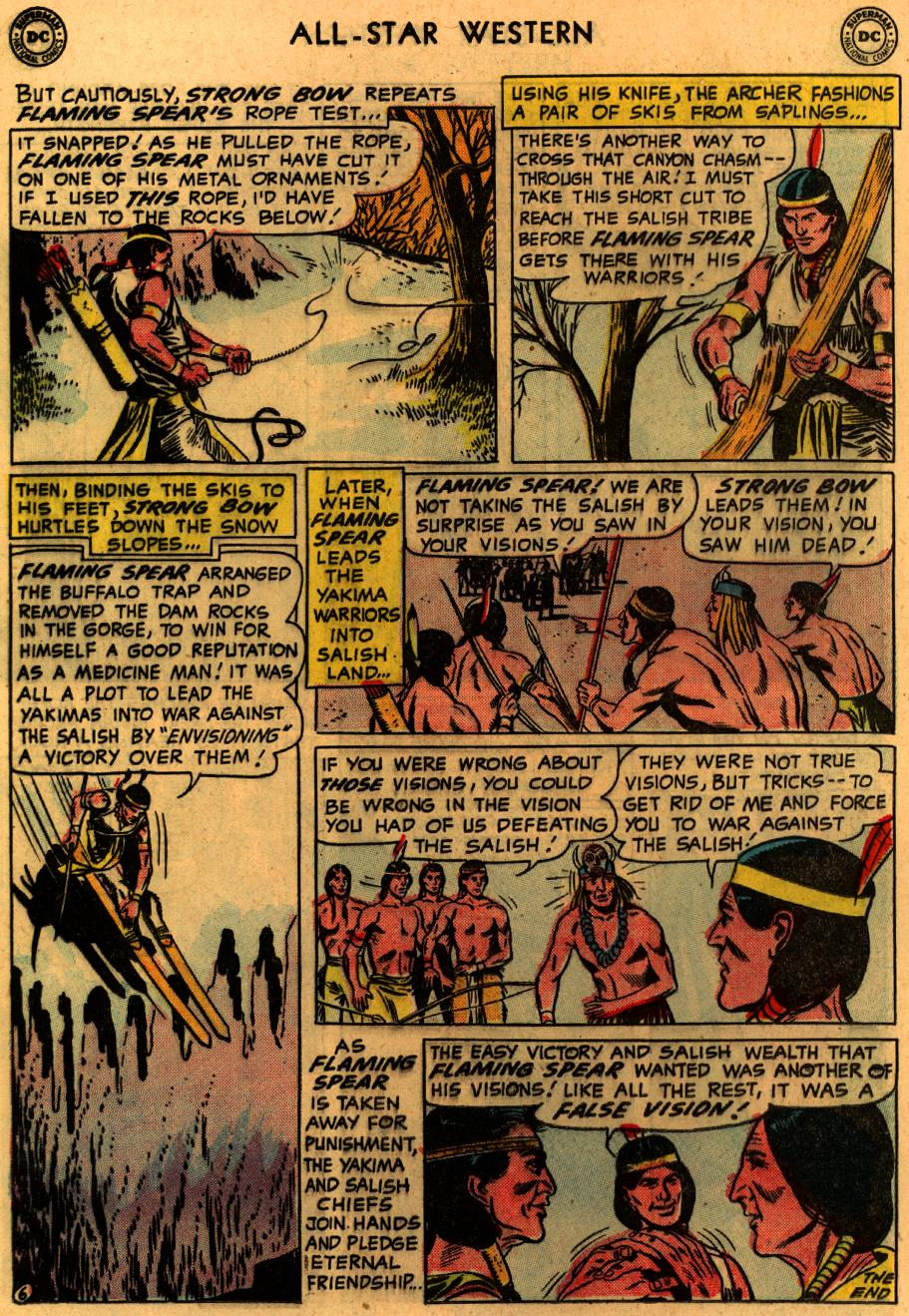 Read online All-Star Western (1951) comic -  Issue #94 - 16