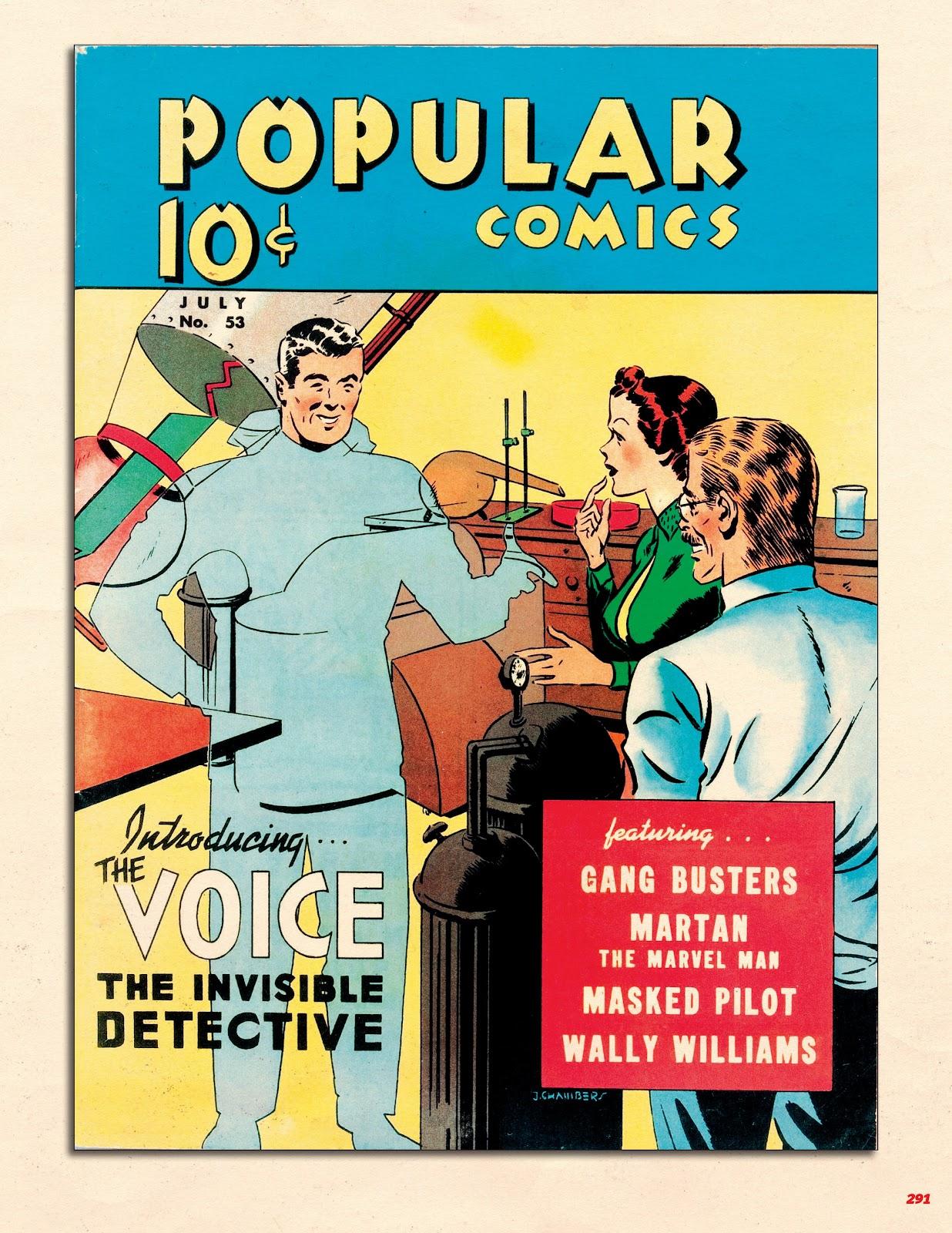 Read online Super Weird Heroes comic -  Issue # TPB 1 (Part 3) - 91