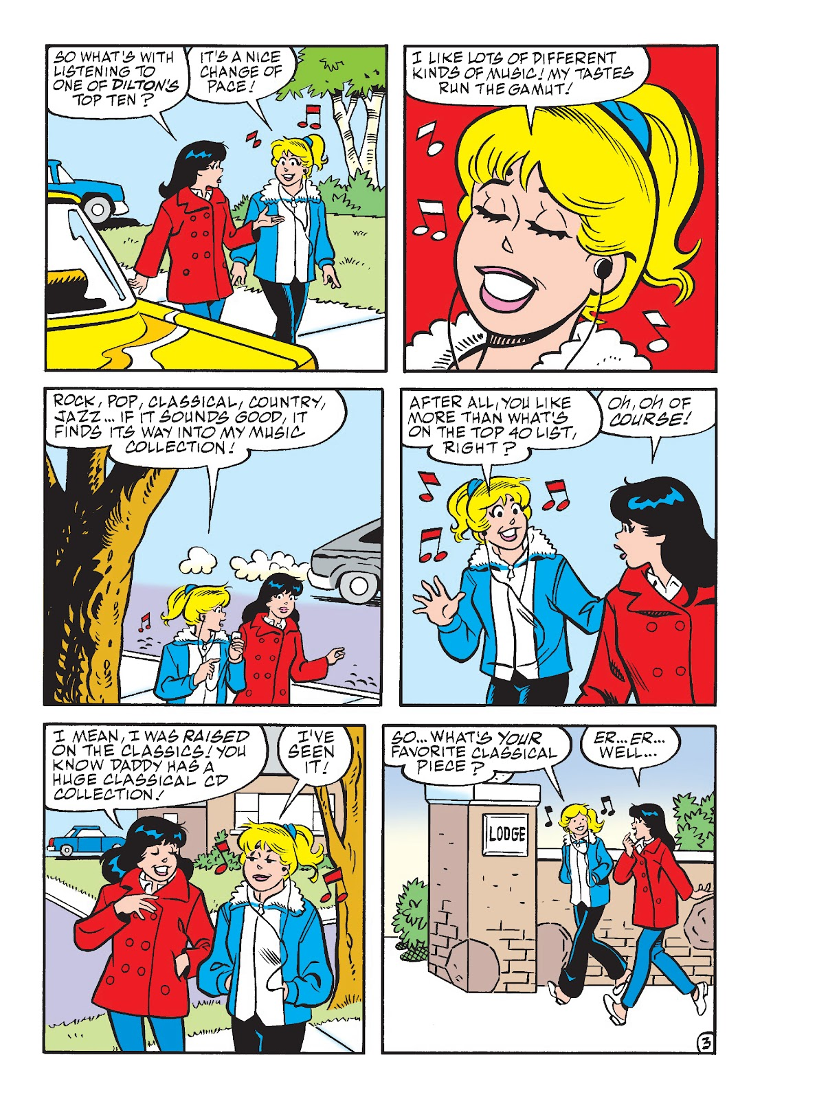 Betty and Veronica Double Digest issue 290 - Page 150
