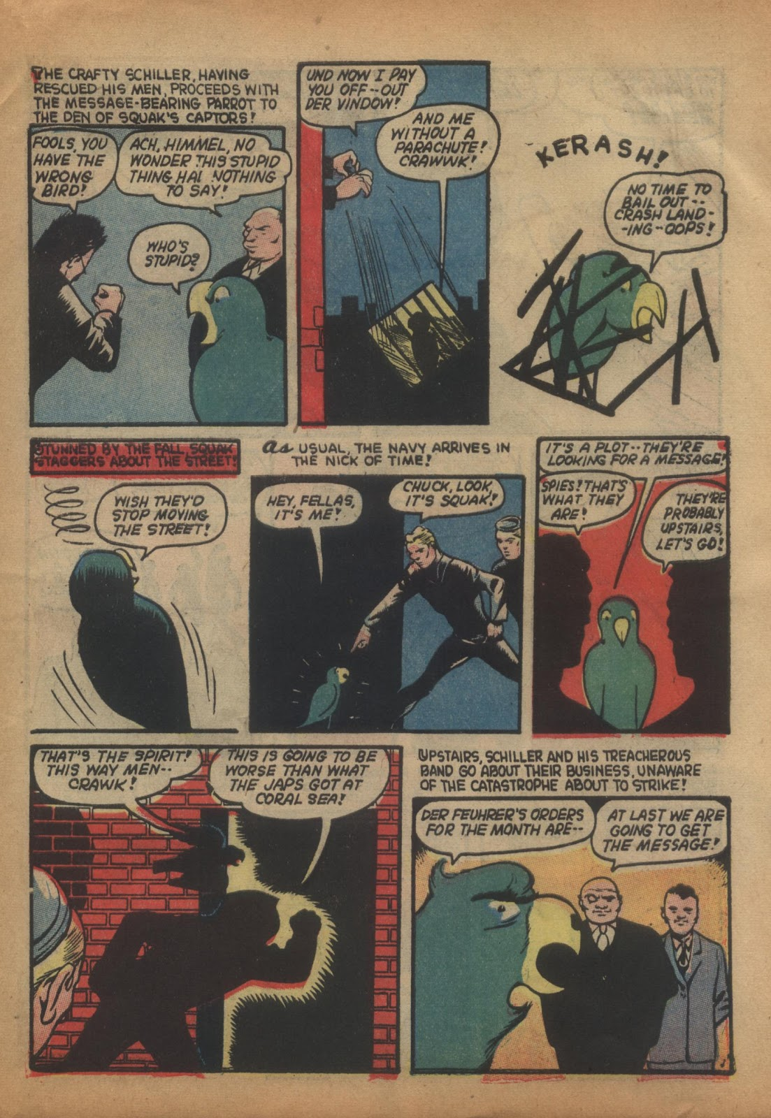 The Blue Beetle issue 15 - Page 51