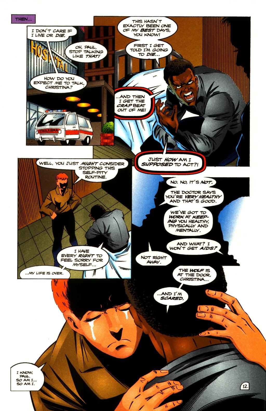 Read online ShadowHawk comic -  Issue #10 - 14